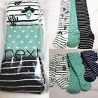 NEW⭐BNWT NEXT Baby Girl  6-9-12-18-24 Cotton Blend Cactus Stripe Dot Tights