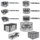 Outdoor Garden Furniture Cover Protector For Round Rectangular Table Chairs Set