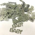 BABY SHOWER TABLE CONFETTI - PARTY, DECORATION, IT&#039;S A BOY, IT&#039;S A GIRL, NEWBORN <br/> 15 VARIETIES TO CHOOSE FROM - UK SELLER - FREE POSTAGE