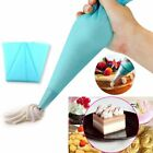 14x Nozzle + Silicone Icing Piping Cream Pastry Bag Set Cake Decorating Tool HVL
