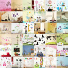 Removable WALL STICKERS Decal Transfer Interior Home Quote Art Vinyl Decor Mural