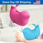 Universal Silicone Spout Bathtub Faucet Cover Baby Kids Bath Safety Protector US