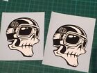 Troy Lee Designs Skully TLD Sticker Car Van Quad MTB BMX MX