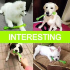 Pet Dog Teeth Rubber Stick Toy Cleaning Chew Funny Gaming Flexible Fetch Stick