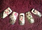 BETTY BOOP Nail Art Water Transfers Sticker Decal Nails Wraps Stylish DIY! $2.49 USD
