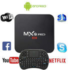 MXQ Pro 4K Android 7.1 TV Box with KODI 17.6 S905W w/Keyboard Standoffish - US Seller