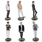 Kpop Star BTS Bangtan Boys Acrylic Stand Figure Double Side Home Table Decor