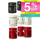Maxwell & Williams Set of 3 600ML Cosmopolitan Colours Canister/Container/Jars