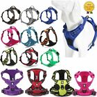 Adjustable No-Pull Dog Harness. 3M Reflective Outdoor Adventure Pet Vest Leash
