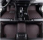US For BMW F15 E70 X5 2007 2017 Car Floor Mats Front Rear Liner Auto Mat Carpets