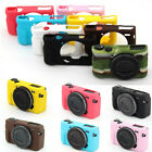 Silicone Rubber Camera Case Cover Protector Skin fr DSLR Can