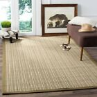 Safavieh Natural Fiber GREEN Sisal Area Rugs - NF442A