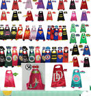 birthday decoration ideas for girl - Boys/Girls Superhero Cape/Mask Send kids birthday party favors and ideas Costume
