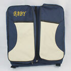 3 in 1 Foldable Infant Baby Travel Crib Bag Nappy Mat Portable Bassinet Bed New