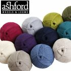 Ashford TEKAPO 3ply 100% wool yarn for weaving & knitting