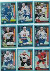 """2016-17 O-Pee-Chee Platinum """"Ice Blue Traxx""""  Finish your Set. You Pick. Rookies"""