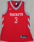 NEW Chris Paul #3 Houston Rockets Mens Adult Jersey, Red & Black, S-XXL