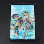 Hot Anime Made in Abyss Wall Poster Scroll Painting Home Decor Cosplay Gift