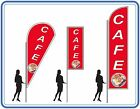 Cafe flag great for Your cafe - instant advertising Flags Banners ideal for cafe