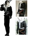 """Final Fantasy VIII 8 Squall Lionheart Cosplay Party Costume Custom """"M"""