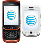 "GSM Unlocked Original BlackBerry Torch 9800 AT&T GPS 3.2"" 5MP Smartphone"