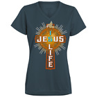 Jesus is Life Women's Shirt