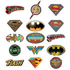 Dc comics logo stickers all new for 2018