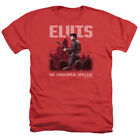 Elvis Presley RETURN OF THE KING Licensed Adult Heather T-Shirt All Sizes