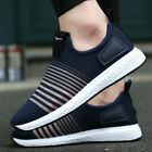 Mens Athletic Shoes Casual Sneakers Outdoor Trainers Running Breathable Mesh