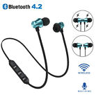 S8 Magnetic Wireless Bluetooth 4.2 Fashion Earphone Headset Sport Stereo Earbuds