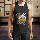 New Game Rooster Gallos Gamefowl Fighting Tank Top S-5XL Shirt