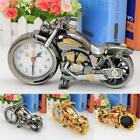 New Men Fashion Home Office Motorcycle Shape Desk Table Decor Gifts Alarm FF