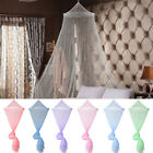 Kid Baby Princess Bed Canopy Bedcover Mosquito Net Curtain Bedding Dome Tent image