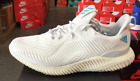 Adidas Alphabounce 1 Parley M Mens Running Shoes White CQ0784 Sz8 12 K