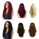 lace front wigs for black hair - Kinky Curly Synthetic Lace Front wig High Density Hair Wigs For Women