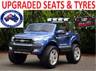 4x4 Ford Ranger Ride on Car toy New Shape Electronic and remote control for kids