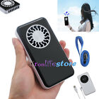 HOT Multifunction Rechargeable USB Powerbank with Portable mini Cooling Fan