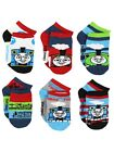 Внешний вид - Thomas the Train Boys 6 pack Socks (Toddler) TE015BQS