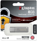 Kingston 8GB 16GB 32GB 64GB Digital DateTraveler Locker + G3 USB 3.0 DTLPG3
