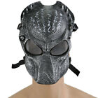 Halloween Alien Vs Predator Airsoft Paintball Mask replica Mask Predator
