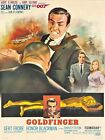 JAMES BOND GOLDFINGER RETRO TIN SIGN WALL PLAQUE  MAN CAVE VINTAGE £6.99 GBP on eBay