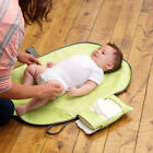 Portable Waterproof  Diaper Changing Pad Outdoor Travel  Baby Care Nappy Cover