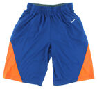 Nike Mens New York Mets Practice Shorts Royal Blue