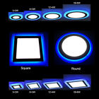 Dual Color Acrylic LED Recessed Ceiling Panel Down Lights For Indoor Office 665