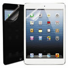 Privacy Anti-Spy Screen Protector Film Guard for Apple iPad Mini 4 3 Air 2 iPad