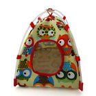 1Pc Tent Birdcage Toy Cages Bird Bed House Supply for Pet Parrot Camping S/L