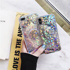 Trend Geometry Telescopic bracket Holder soft case cover for iphone X 8 7 6 plus