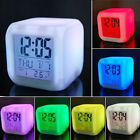 Suction Cup Waterproof Digital Kitchen&Bathroom Thermometer Shower Wall Clock AR