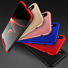 3 in 1 electroplate three stage phone case for iphone x,hard pc full cover for i