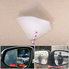 Anti Fog Water Mist Rainproof Clear Car Rear View Mirror Window Protective Film